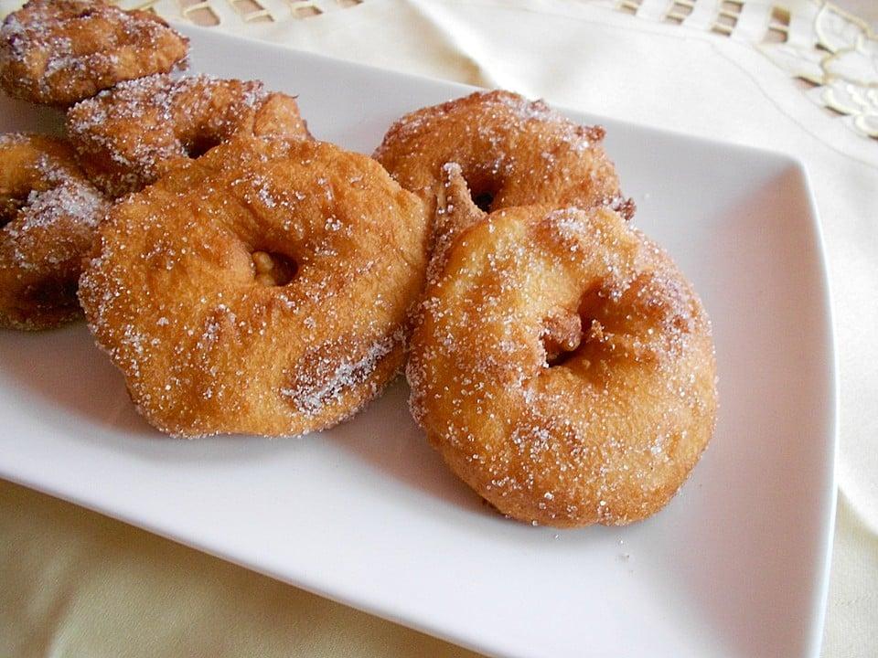 Donut Rezept gesunde Donuts zubereiten