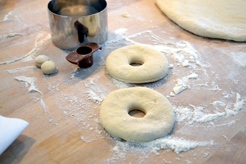 Donuts selber zubereiten und backen