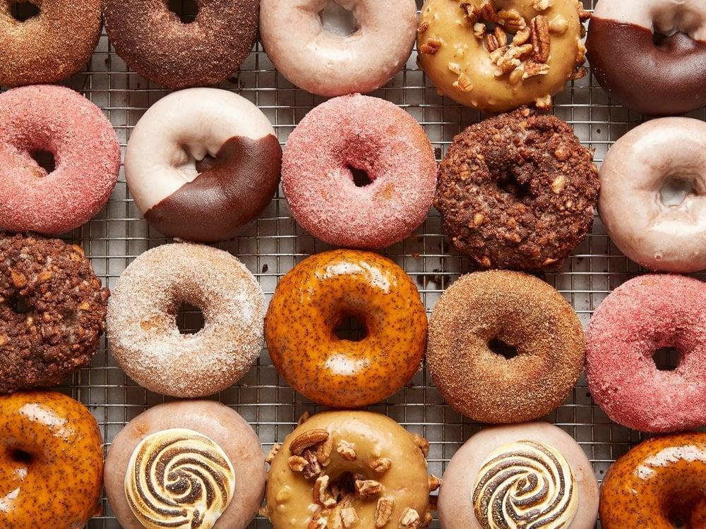 Donuts backen und toll verzieren