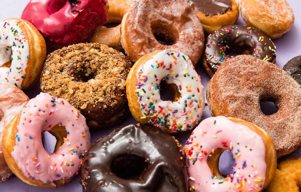 Donut Rezept tolle Ideen zum Nachmachen