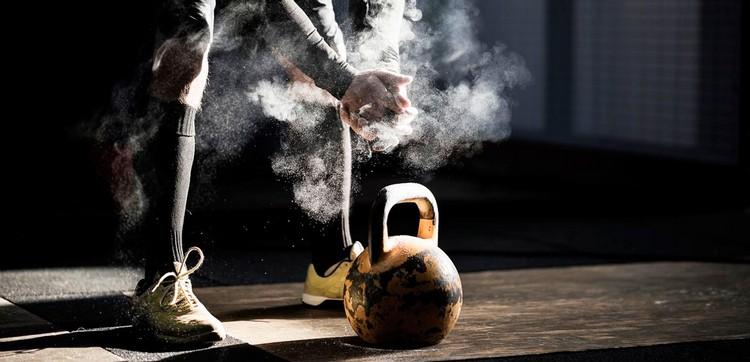 Crossfit Training Vorbereitung Gewichtheben