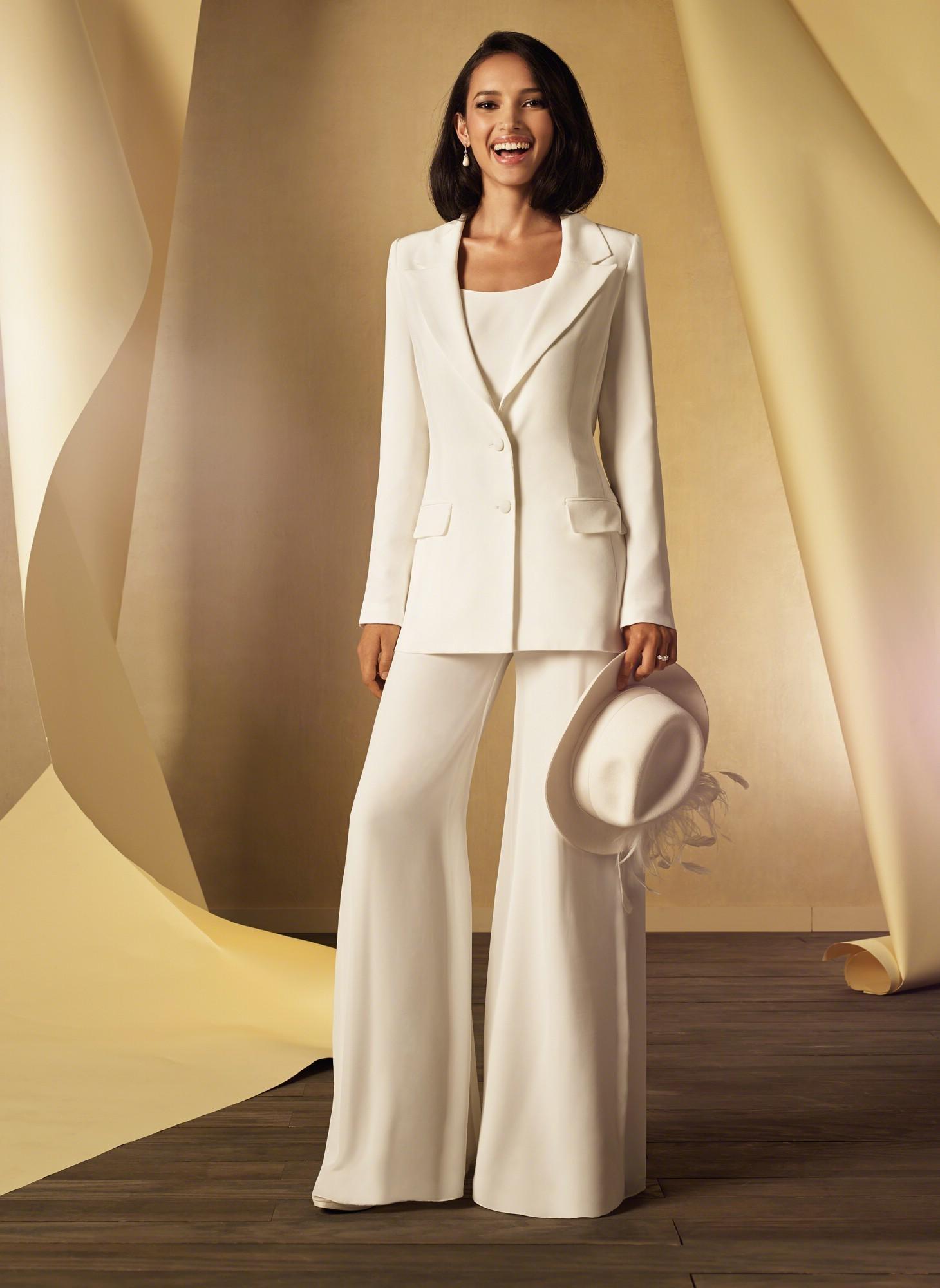 Brautkleider 2019 Hochzeitsanzug
