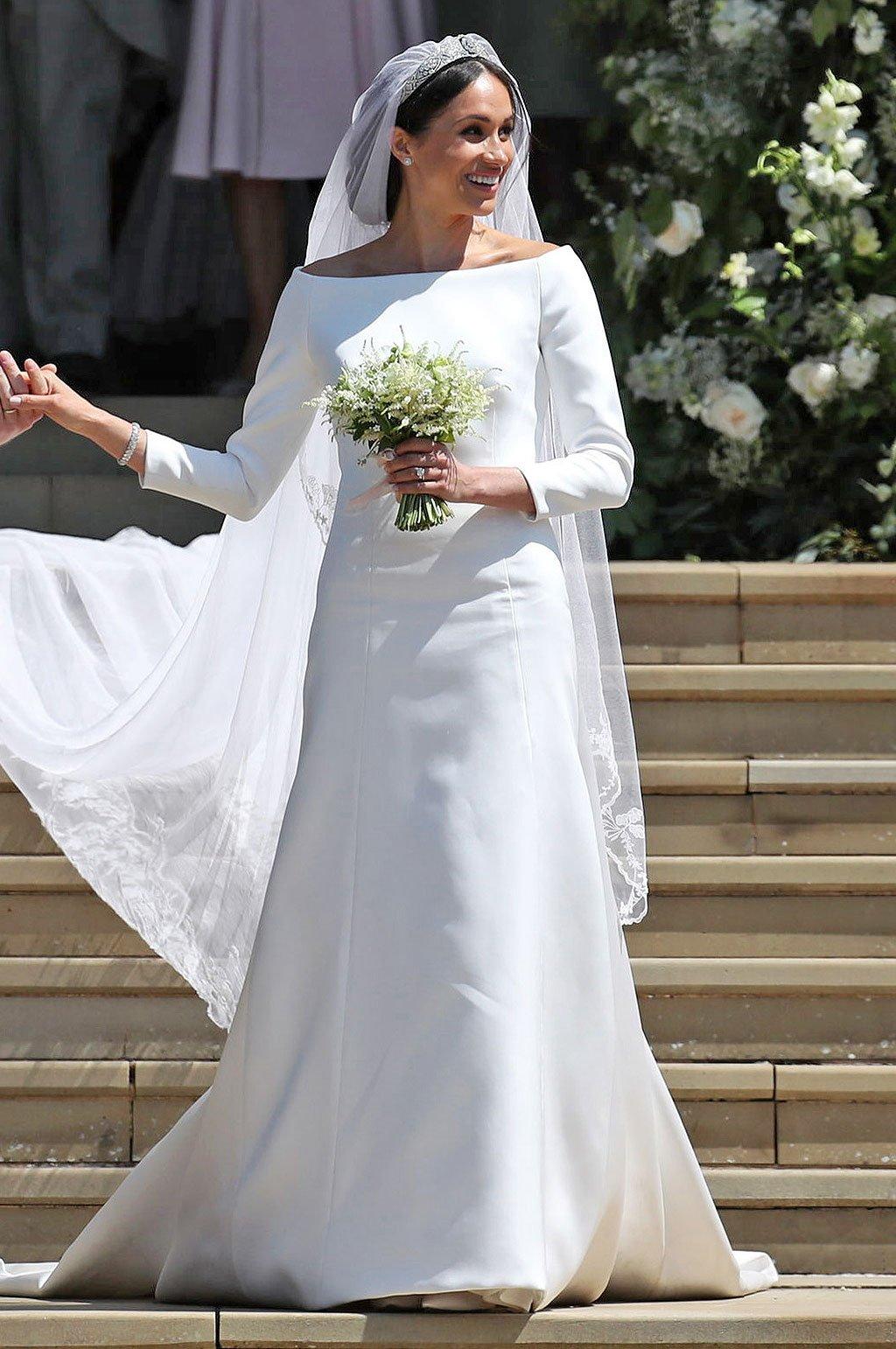 Brautkleider 2019 Meghan Markle