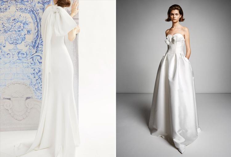 modische Accessoires Hochzeitskleider Knoten