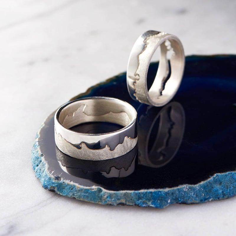 kreative Geschenke zum 18 Ringe