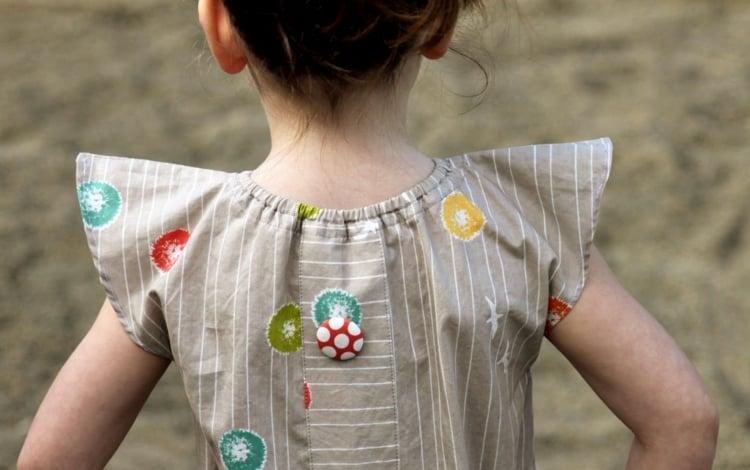 Kinderkleidung süße Tunika