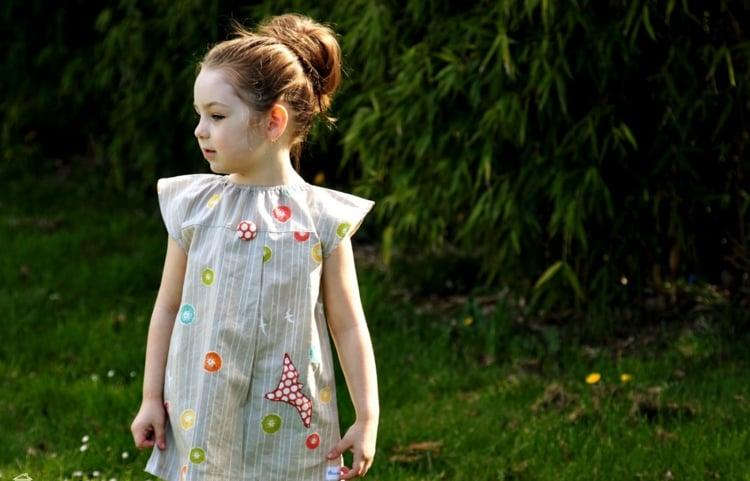 Kinderkleidung Tunika Mädchen