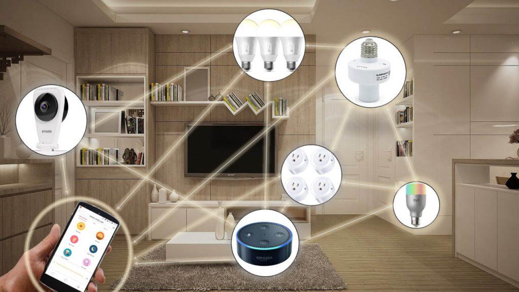 Smart Home für Ihr bequemes Zuhaus