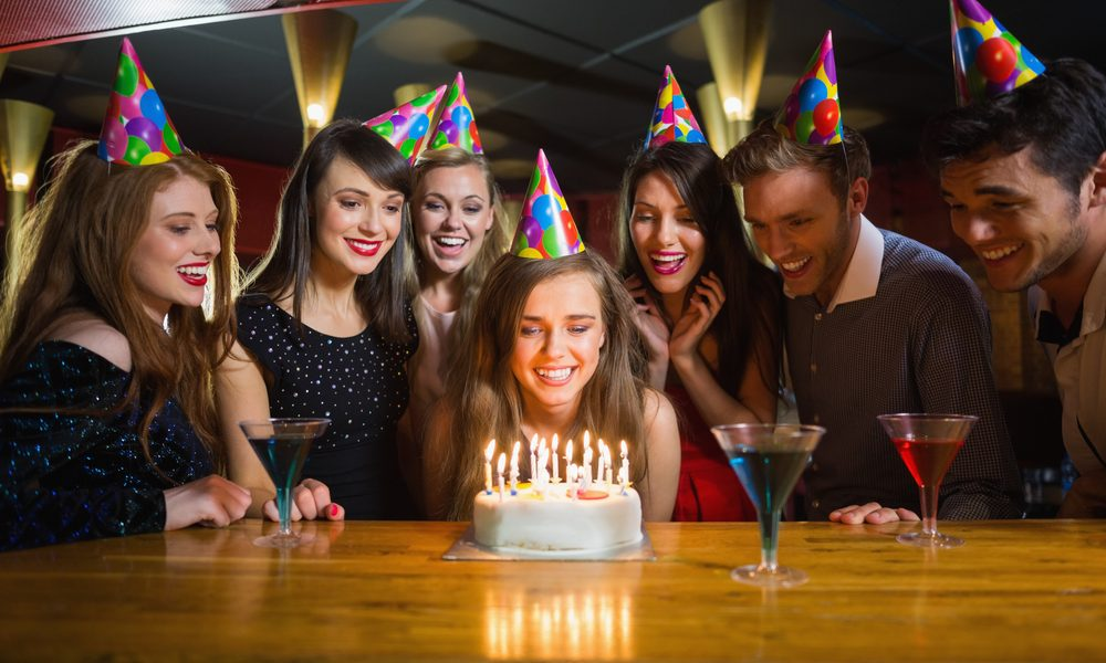 18. Geburtstag feiern kreative Geschenke