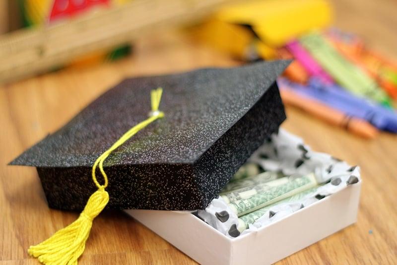 Geldgeschenk zur Abitur originell