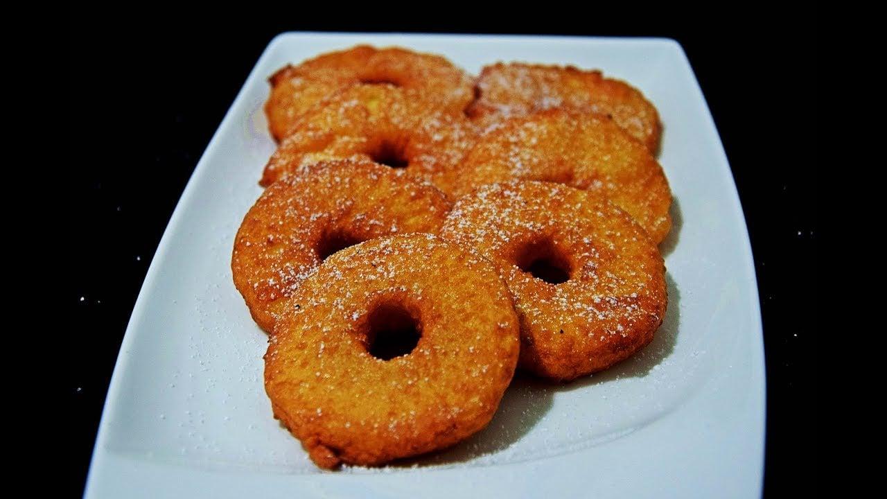 kalorienarme Donuts selber zubereiten