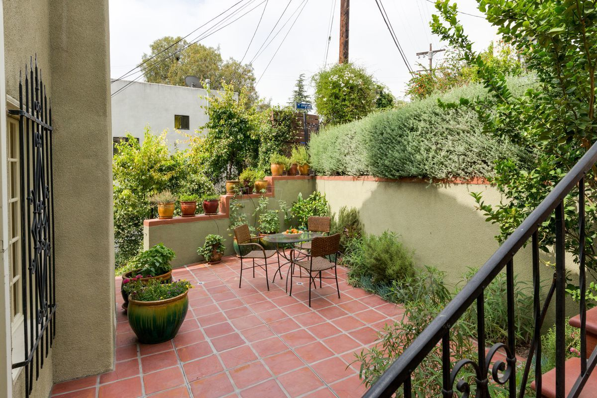 Innenhof Spanischer Häuser: schöne Inspirationen