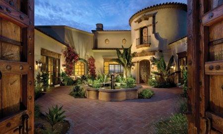 Innenhof Spanischer Häuser: tolle Ideen