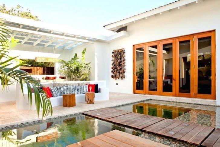 Innenhof Spanischer Häuser: Mediterranen Still