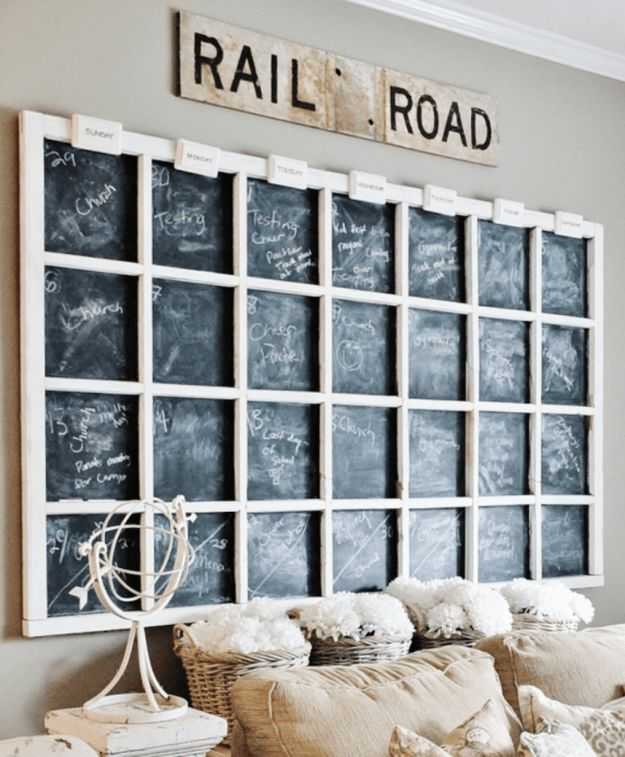 Kalender Selber Basteln: tolle Accessoire für Ihres Zuhause