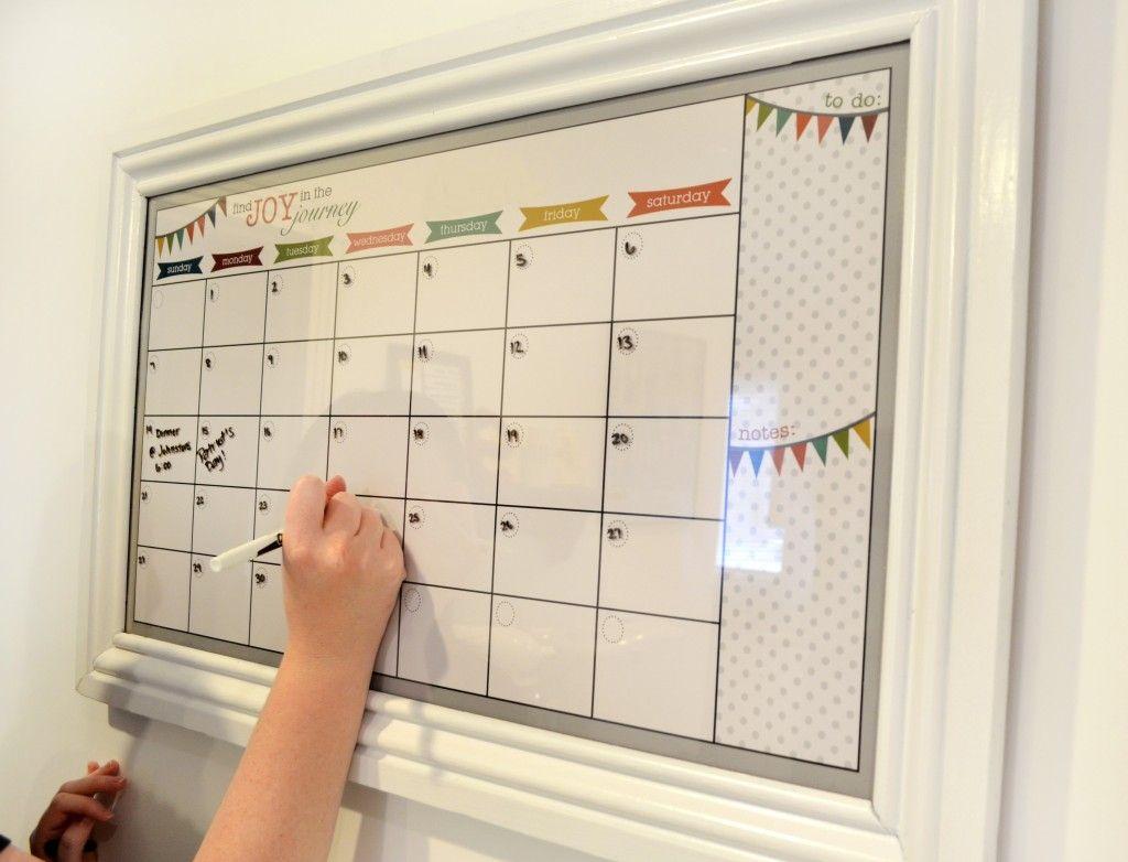 Kalender Selber Basteln: tolle Ideen