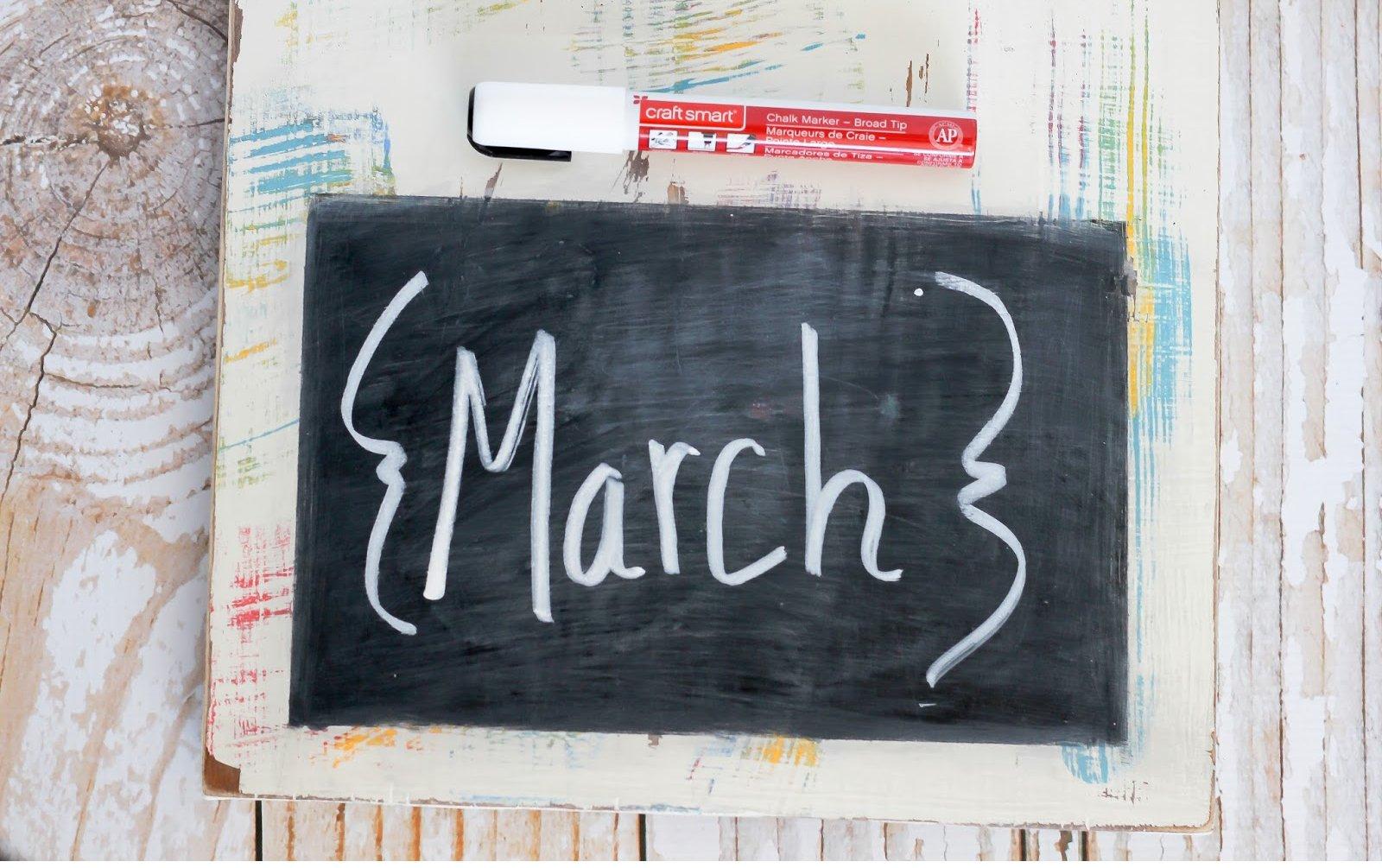 Kalender selber basteln: Anleitung Schritt 3