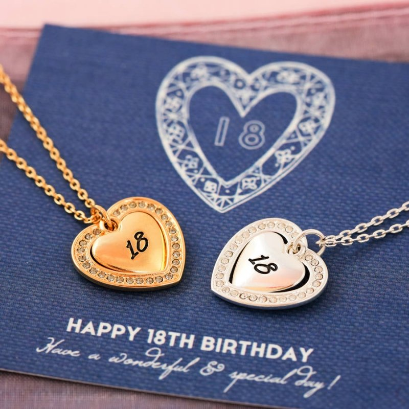 Geschenkideen 18. Geburtstag Halsketten
