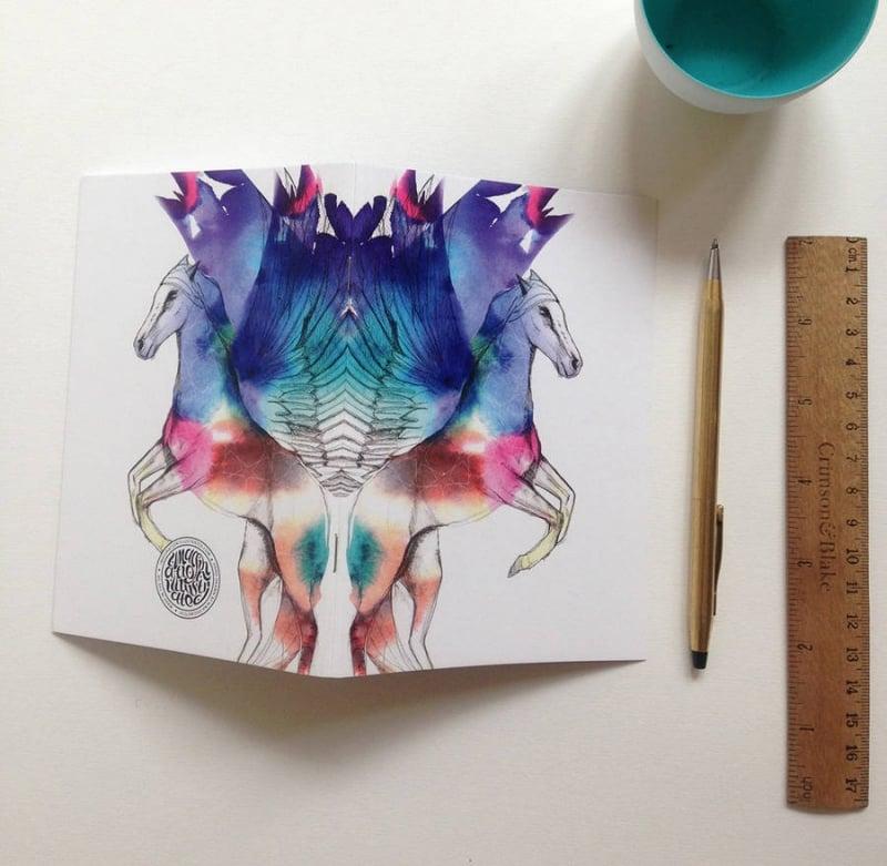 Notizbuch tolles Design