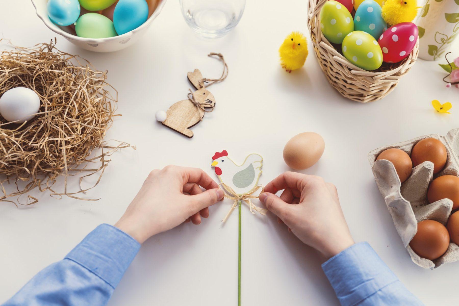 Ostergeschenke für Kinder selber machen