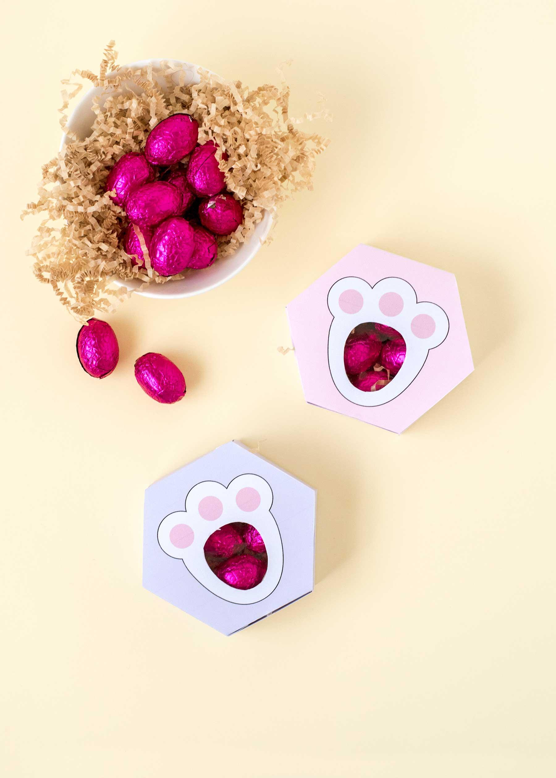 Ostern Basteln Kindern - Ostergeschenke für Kinder