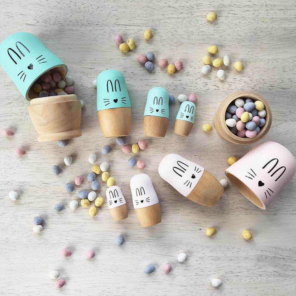 Osterideen - Ostergeschenke für Kinder DIY Ideen und Anleitungen