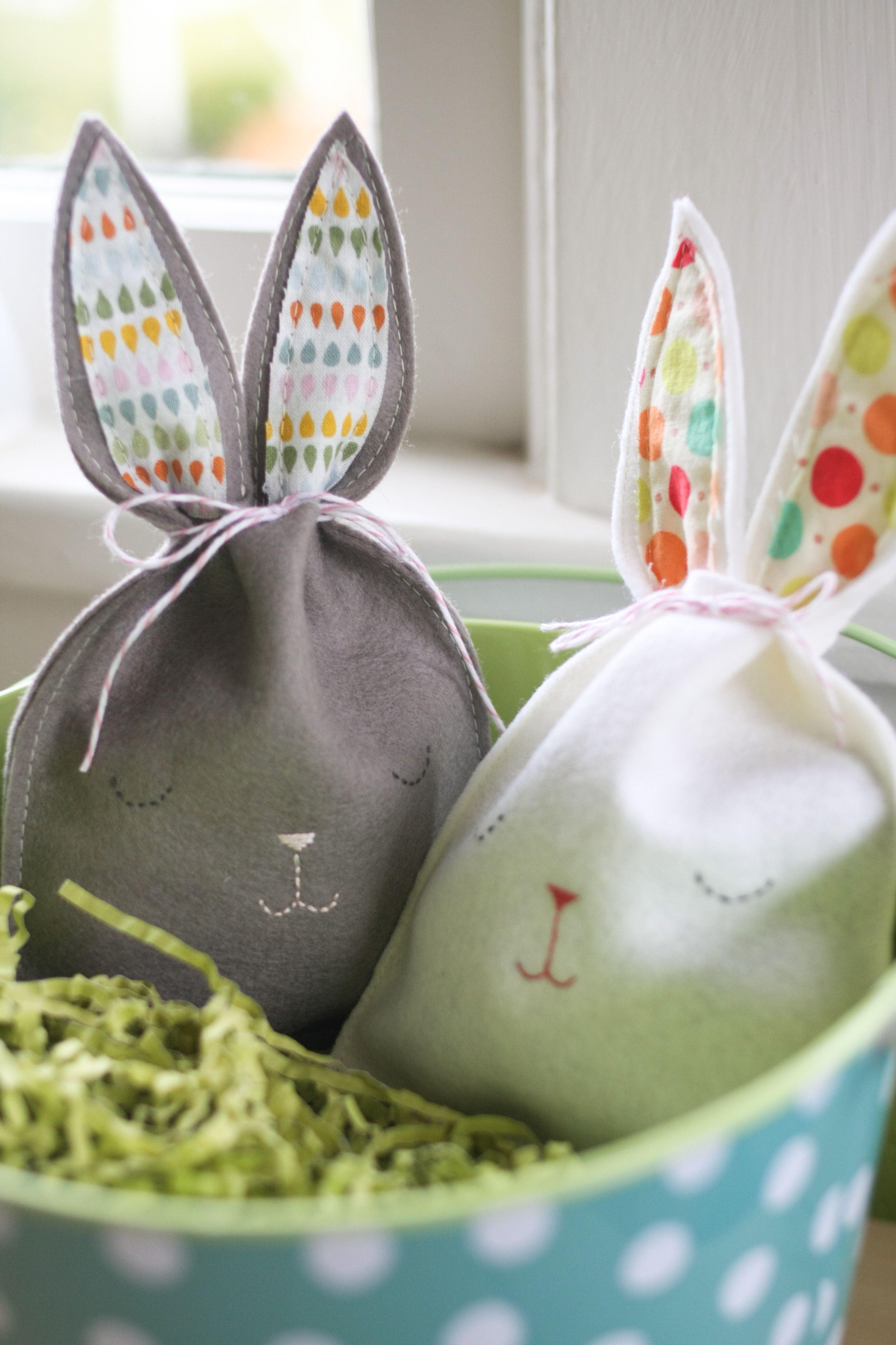 DIY Ostergeschenke - Geschenke basteln mit Kindern