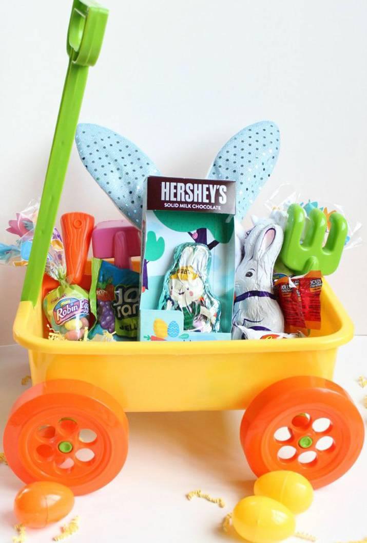 Ostergeschenke für Kinder inspiriert von Garten
