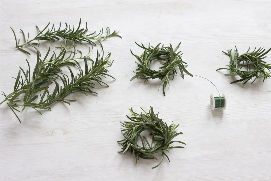 Tischdeko Ostern - Osterdeko aus Naturmaterialien