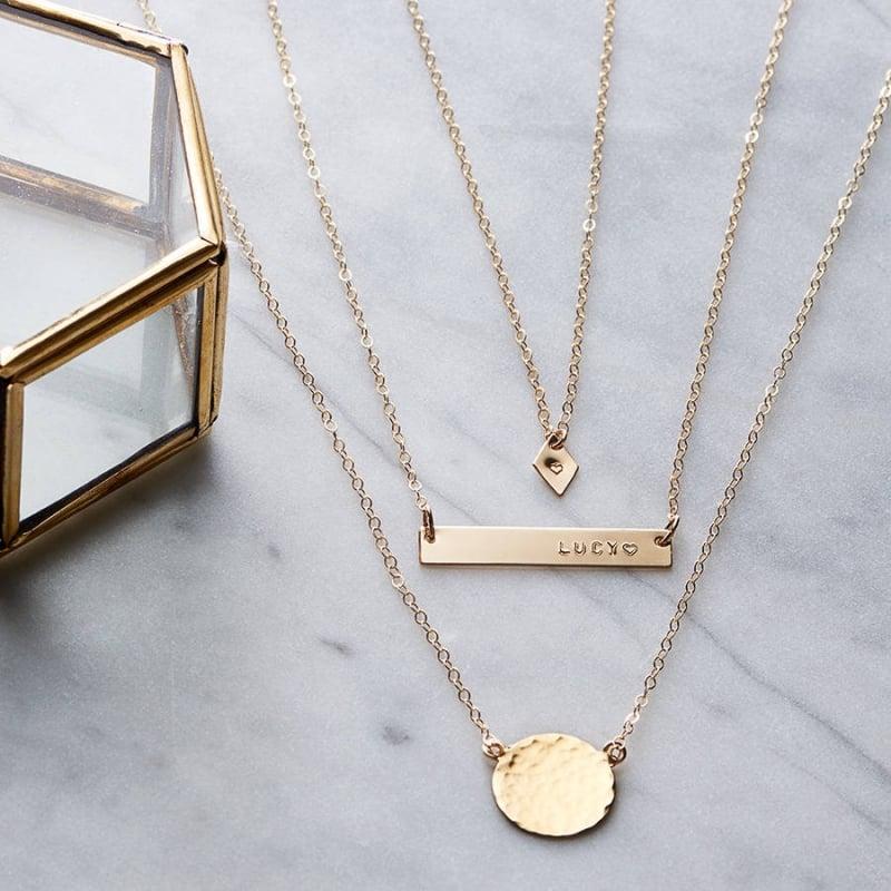 kreative Geschenke zum 18 Halsketten