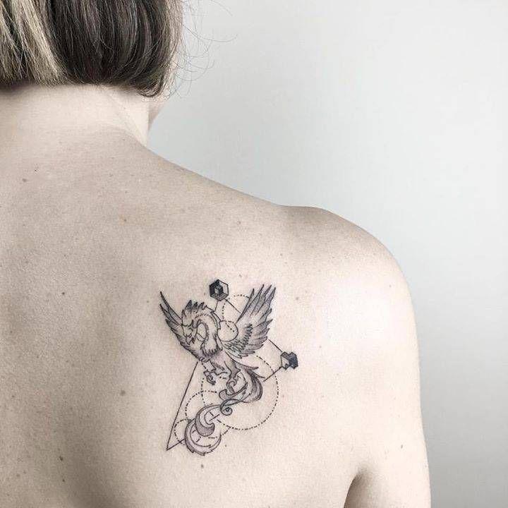 Tattoo Schulterblatt Tattoo Frauen Idee