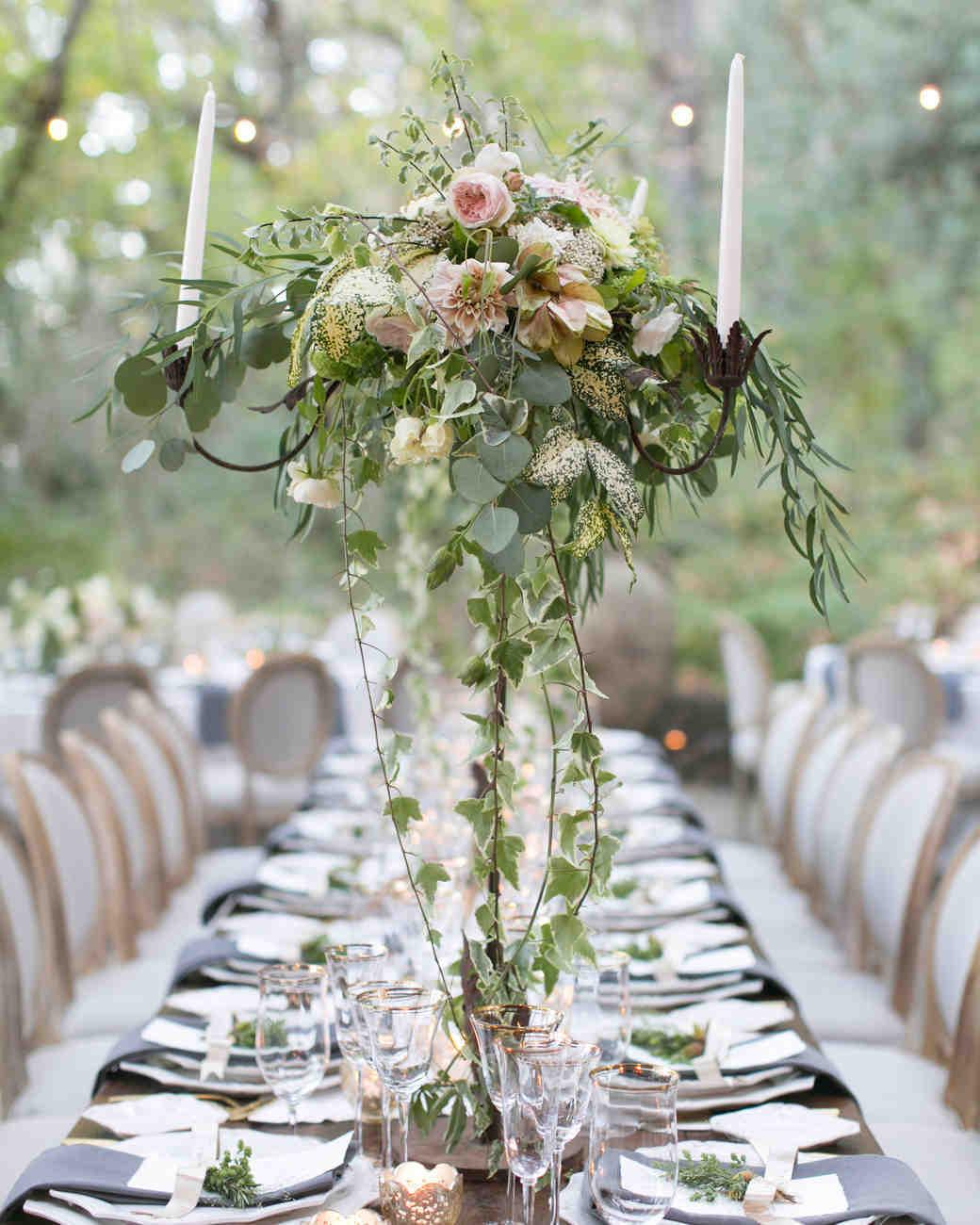 Tischdeko Frühling für Ihre Hochzeit
