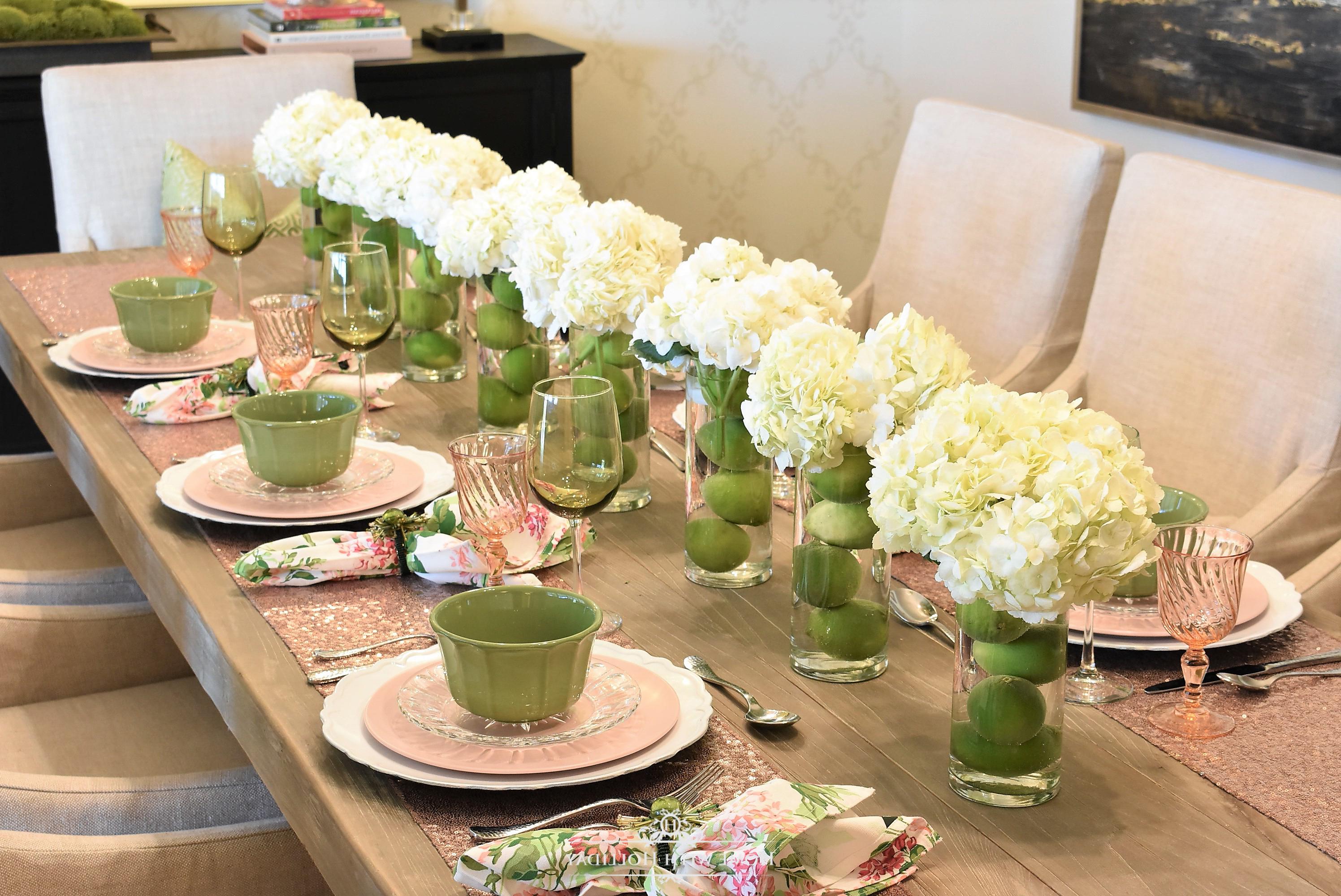 Tischdeko Frühling: die besten Dekorationen