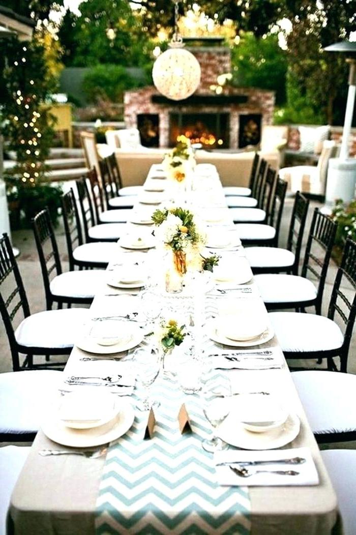 Tischdeko Frühling: stilvoll und elegant