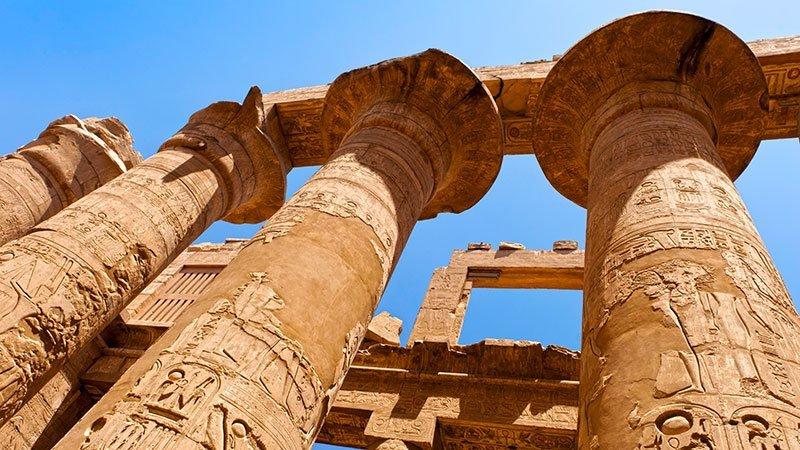 Urlaub in Ägypten: Uralte Sehenswürdigkeiten