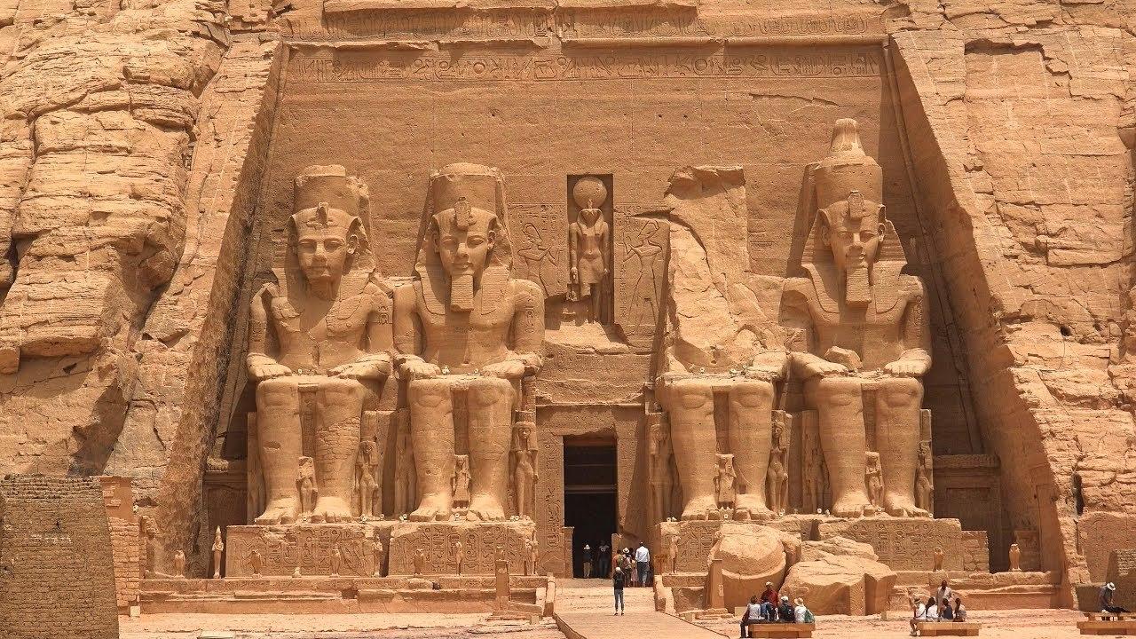 Urlaub in Ägypten: Pharaonen Tempel