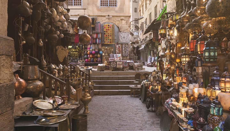 Urlaub in Ägypten: Antike Stadt