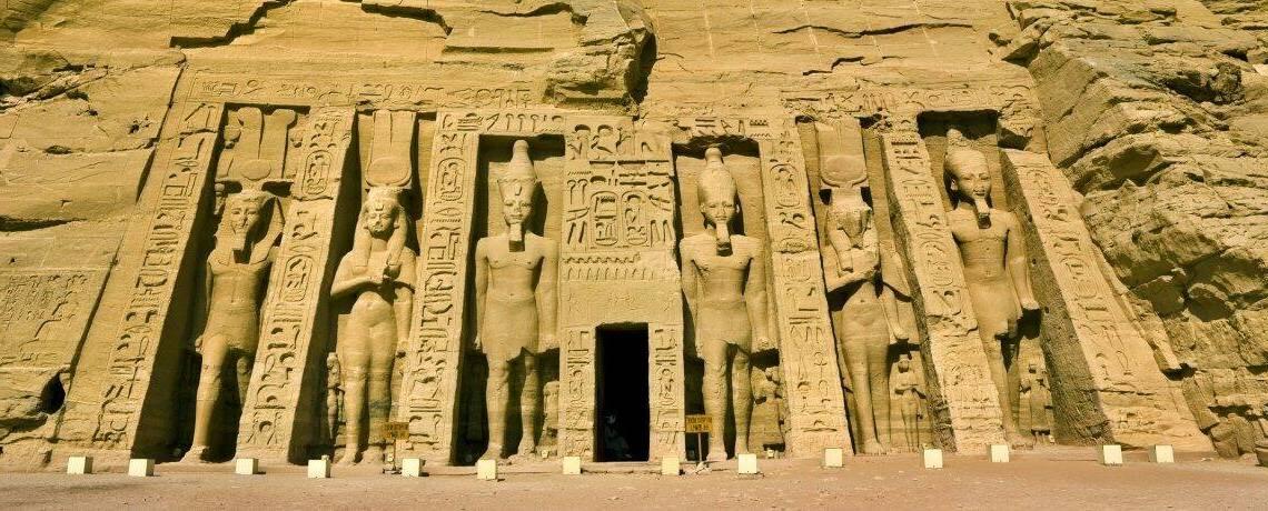 Urlaub in Ägypten: Nefetari Tempel