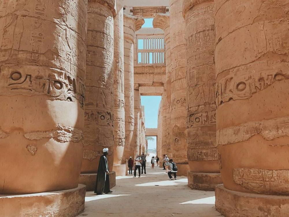 Urlaub in Ägypten: Sehenswürdigkeiten in Luxor
