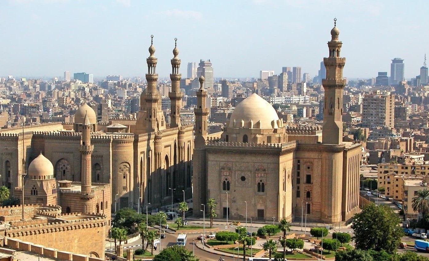 Urlaub in Ägypten: Die Moschee in Kairo