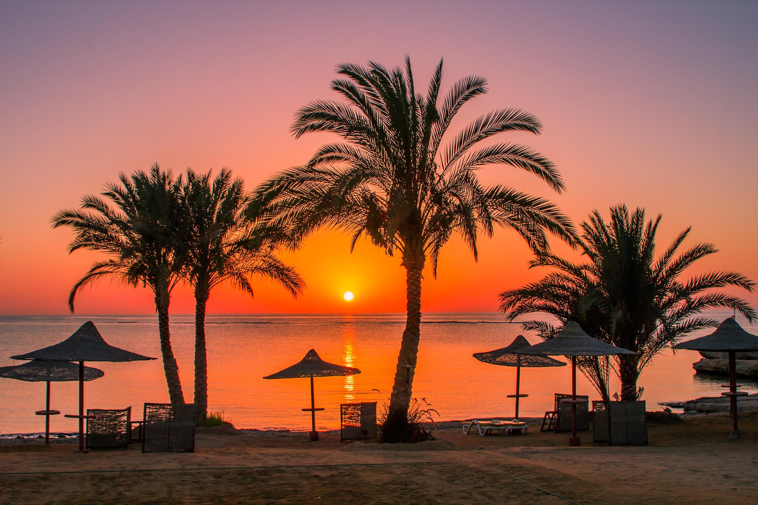 Urlaub in Ägypten: Romantische Strände