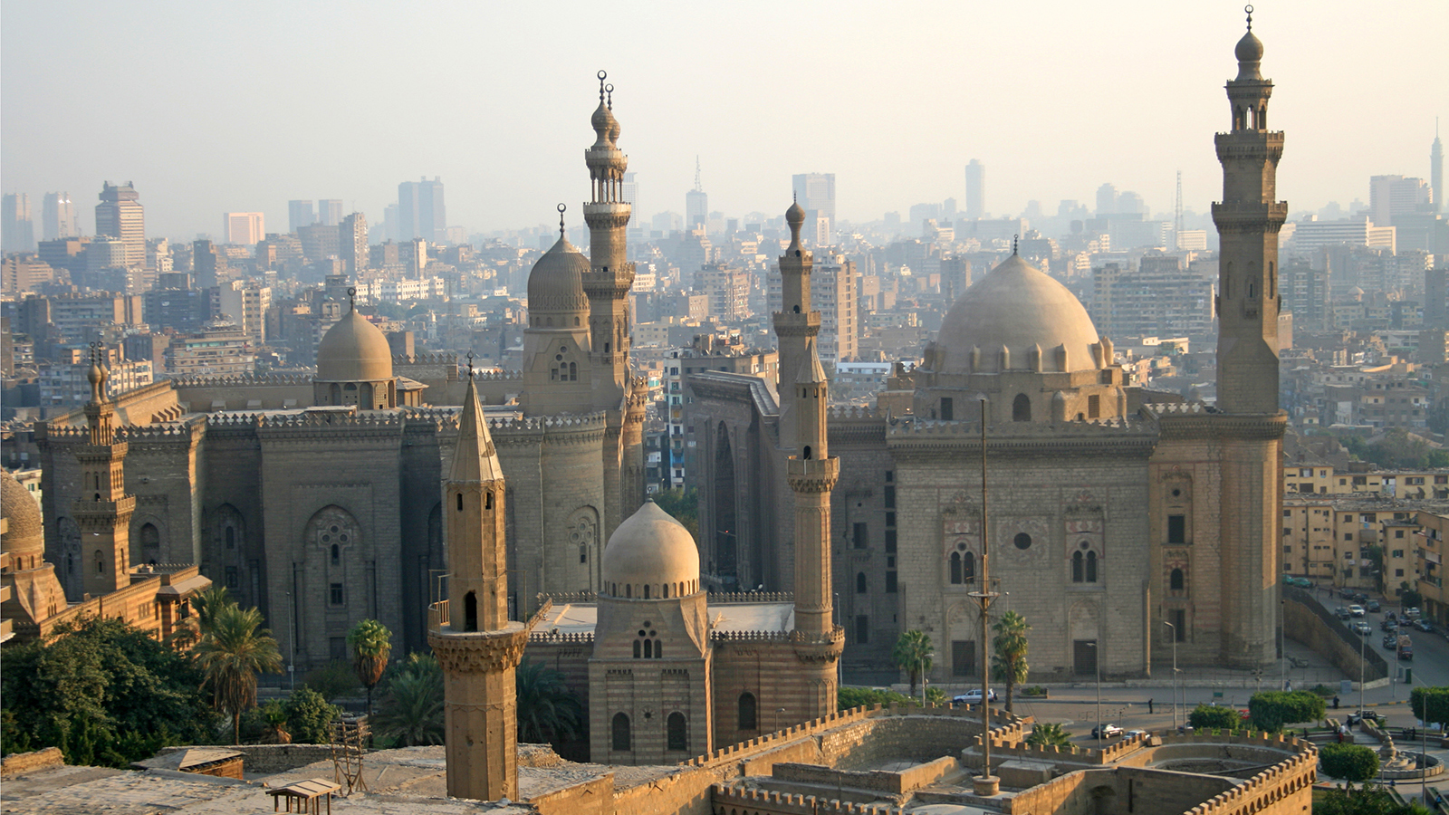 Urlaub in Ägypten: Kairo Moschee