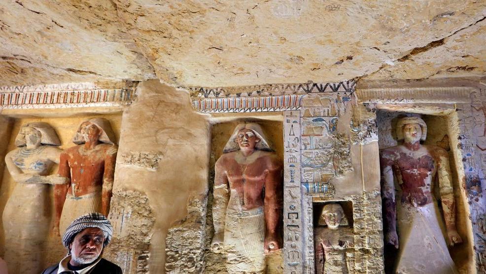 Ägypten Urlaub 2019: Pharaonen Gruft