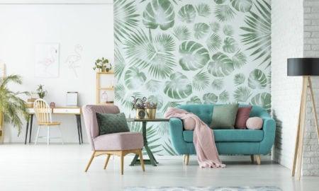 Fototapeten für Ihr Wohnzimmer
