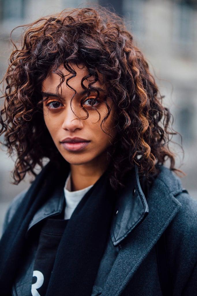 moderne Haarfarben 2019 Karamellbraun Highlights