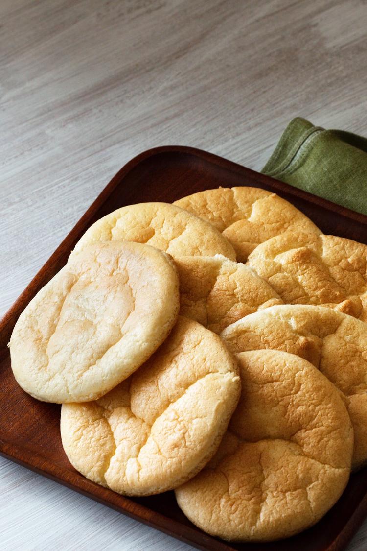 Brot ohne Kohlenhydrate Eier Frischkäse