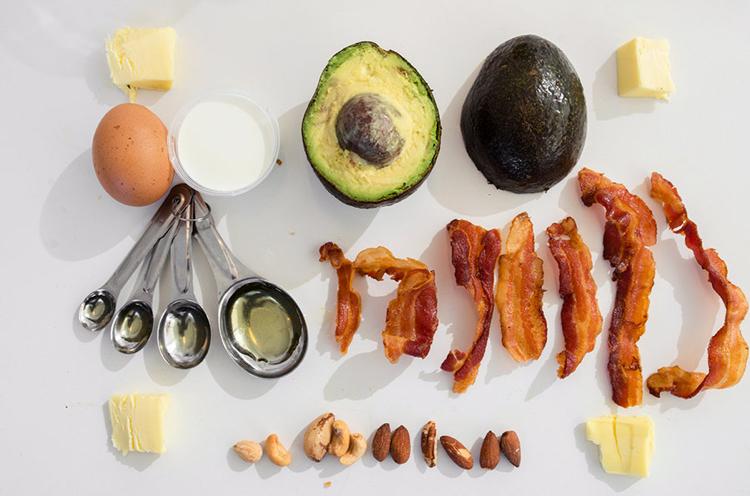 Diät ohne Kohlenhydrate erlaubte Lebensmittel