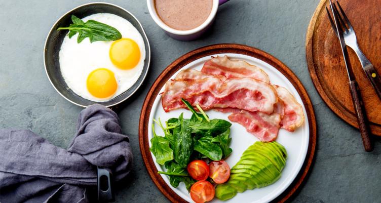 gesunde Rezepte ketogene Diät