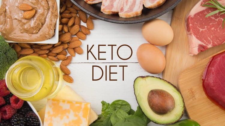 ketogene Diät verringertes Hungergefühl
