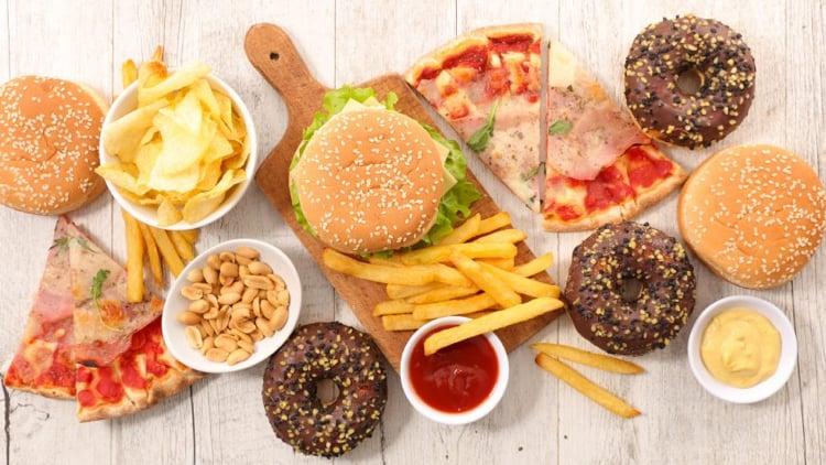 ketogene Diät verbotene Lebensmittel kohlenhydratreich